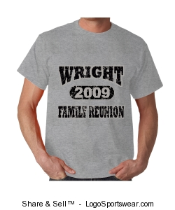 Wright Family Reunion Design Zoom